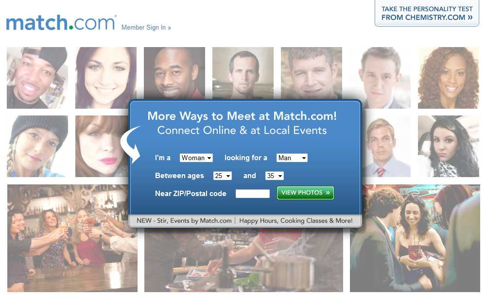 Information about match com