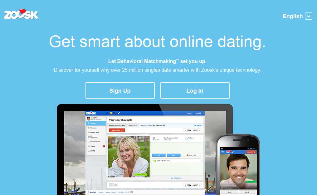 Zoosk.com dating review